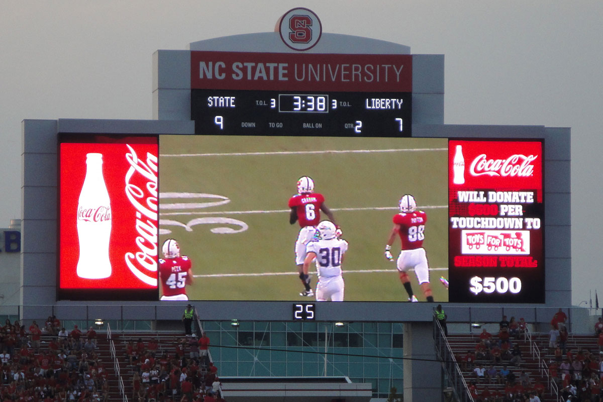 Photo: North Carolina State University Football