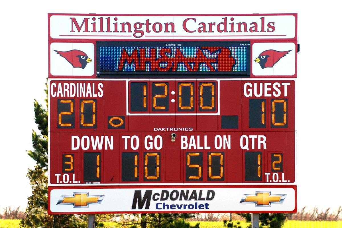 Photo: Millington High School