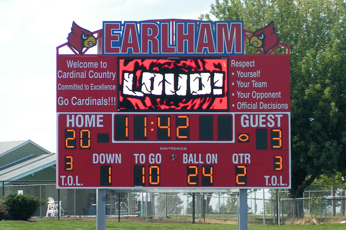 Photo: Earlham High School